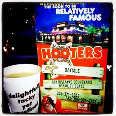 Hooters @ Miami, Florida - June 2011.