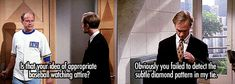 A Frasier and Niles moment. lol