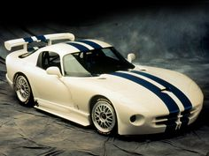 Dodge Viper GTS-R Race Car Prototype (1995)