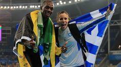 Financial News, Rio 2016, Olympics, Greece, Sports, Twitter, Congratulations, Metal, Gold