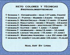 La pagina de la guecica: RETO COLORES Y TÉCNICAS: SEMANA 6