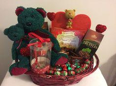 $35 @Ebay SALE Love Bears Easter Treat Gift Basket  #Handmade