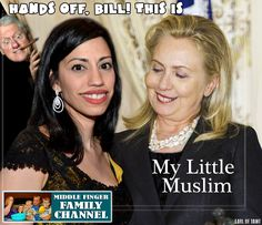 Hillary's constant companion, Huna