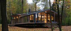 «ДубльДом» на 173 кв.м: дом для молодой семьи в подмосковном лесу — HomeGuide.ru