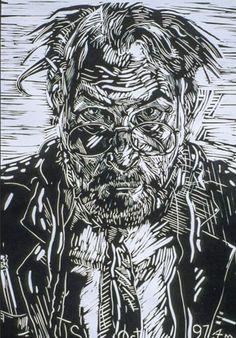 Lino portrait