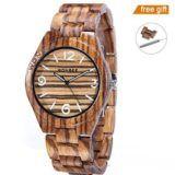Reloj de madera de mujer barato en oferta #relojes #relojesmujer  https://www.bolsosbaratosonline.com/reloj-de-madera-mujer-barato-oferta-descuento/