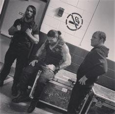 The Shield - Survivor Series 2013. [WWE Instagram]
