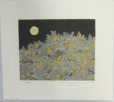 #731 Orange Tree by Ryohei Tanaka Call: 510-526-1236