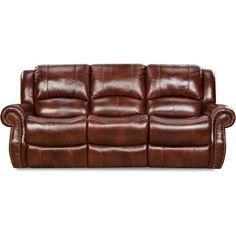 Cambridge Telluride Reclining Sofa Power Reclining Sofa Leather Reclining Sofa