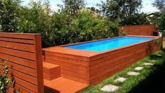#containerhouse #shippingcontainer #pool