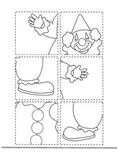 circus activities for preschool Circus Activities, Preschool Learning Activities, Kindergarten Worksheets, Preschool Activities, Preschool Circus, Art For Kids, Crafts For Kids, Kids Carnival, Circus Theme