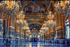 Opéra de Paris, France