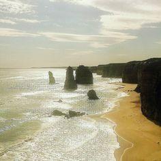 #Australia #iloveaustralia #greatoceanroad #southaustralia #12apostles #sun #sea #sand #sky #ocean #instatravel #travelling #backpackers #roadtrip by ncloud1 http://ift.tt/1ijk11S