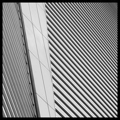 Ansgar Artwork: #UrbanGeometry project day 289 - Between the lines