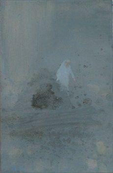 """Who is There?"", Paula Zarina (2012)"