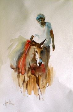 Purchase artwork Market Day - Watercolour Painting by South African Artist Wallace Hulley Black Art Painting, Watercolour Painting, Watercolours, African Artwork, African Paintings, South African Artists, Art Portfolio, Art Market, Art Gallery