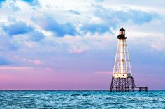 Alligator Reef Lighthouse by Jaime Taylor on 500px