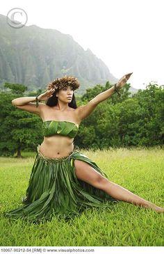 Kahiko Hula Dance