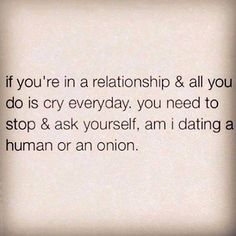 LOL. I like this...I wish someone would've told me this 3 1/2 years ago...