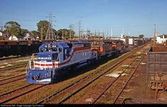 RailPictures.Net Photo: MILW 156 Chicago, Milwaukee, St. Paul & Pacific EMD SD40-2 at Portage, Wisconsin by Tom Farence
