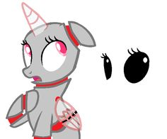 .::Who... Me? Base (Mlp Fnaf Base)::. by 23QuestionMark on DeviantArt
