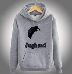 Jughead Jones gray hoodie for men riverdale sweatshirt xxxl