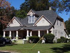 Beautiful House, Sloan Avenue, Talladega, Alabama