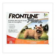 Frontline Plus Flea and Tick Treatment for Small Dogs, 3 Doses, Multicolor Flea Treatment, Frontline Plus For Dogs, Royal Animals, Best Dry Dog Food, Ticks Remedies, Cats And Cucumbers
