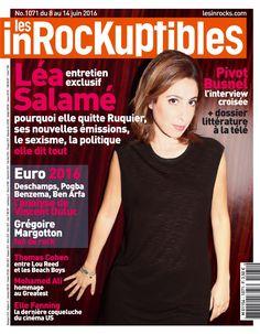Les Inrockuptibles - N° 1071 - Mercredi 8 Juin 2016