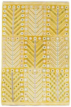 outdoor rug:Yellow Rug Stunning Yellow Outdoor Rug Wonderful Lemon Yellow Swedish Carpet Would Be Wonderful On A Wooden Floor In A Southern Yellow Outdoor Rug Textile Patterns, Color Patterns, Print Patterns, Foto Transfer, Magic Carpet, Mellow Yellow, Rug Hooking, Floor Rugs, Rugs On Carpet