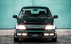 1990 Ford Fiesta - Turbo | Classic Driver Market