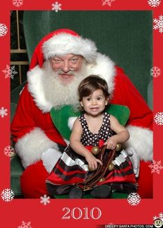 16 of the Scariest Santa Pictures Ever - Neatorama