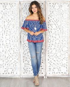 Cecelia Top - ITEM OF THE DAY