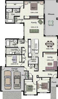 Lockhart 310 Floor Plan