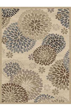 Martha Stewart Chrysanthemum Area Rug | Chrysanthemum Rug