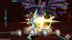 Great review of the slightly weird Tales of Graces F by Dave W http://www.flushthefashion.com/gaming/game-review-tales-of-graces-f/