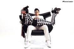 """Choi Seung Hyun (최승현) aka T.O.P (탑) of Big Bang - from the M/V """"Turn It Up""""."""