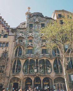 Casa Batlló - Gaudí Barcelona