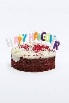 Happy Hangover Candles - Urban Outfitters