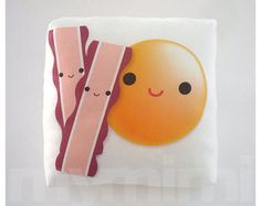 Mini Pillow - Yummy Waffle ♡ Makes a great addition to a kawaii room & is fun to bring along anywhere! Stuffed with soft white polyester, suitable for