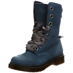 Dr Martens Aimee Denim, Bottes femmes: Amazon.fr: Chaussures et Sacs