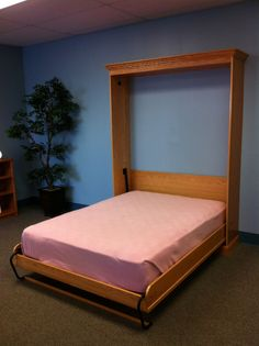 Do-It-Yourself Create-A-BedⓇ Murphy Bed Hardware Kit, Plans & DVD                                                                                                                                                                                 Más