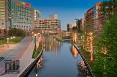 The Woodlands Waterway - a great place to live, shop, dine and play.