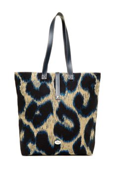 Large Squiggle Pattern Tote  by Vivienne Westwood on @nordstrom_rack