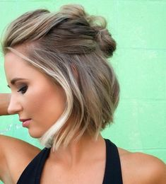 60 Short Hairstyles For Round Faces 60 Short Hairstyles For Round Faces & & Hairstyles 2019 & Hair Color The post 60 Short Hairstyles For Round Faces & short hairstyles for thick hair appeared first on Hair styles . Round Face Haircuts, Short Bob Haircuts, Hairstyles For Round Faces, Hairstyles Haircuts, Trendy Hairstyles, Short Hair Styles For Round Faces, Short Hairstyles For Thick Hair, Curly Hair Styles, Hairstyle Short