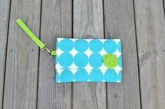 Wristlet Clutch | Quick, cute, and easy? We're so there!