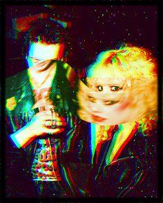 Sid and Nancy Glitch