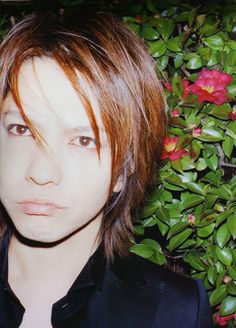Hideto Takarai of L'arc~en~Ciel