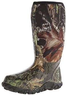 Muck Boot Men's Edgewater II Mid Snow, Moss, 14 US/14-14.5 M US ...