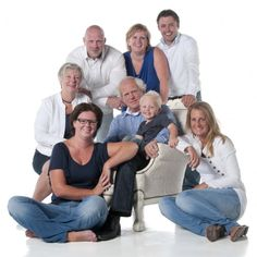 Familiefoto Familiefotografie Familieportret jubileum